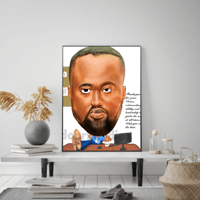 Caricature sample Nigeria