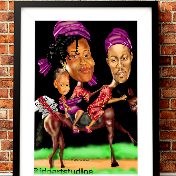 Caricature Sample